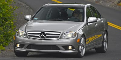 2008 Mercedes-Benz C-Class , P1925, Photo 1