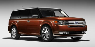 2009 Ford Flex SE, P2150, Photo 1