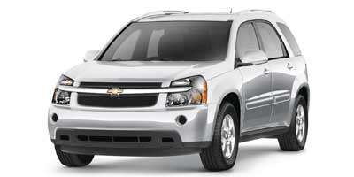 2008 Chevrolet Equinox LTZ, P1779, Photo 1