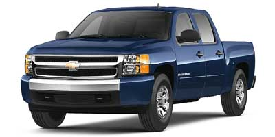2008 Chevrolet Silverado 1500 LT w/1LT, 8859, Photo 1