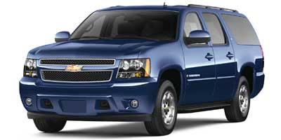 2008 Chevrolet Suburban LT w/3LT, BT5540, Photo 1