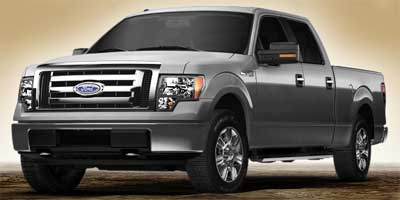 2009 Ford F-150 Lariat, 8578, Photo 1