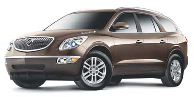2008 Buick Enclave CX, 27220, Photo 1