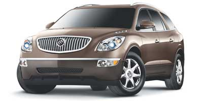 2008 Buick Enclave FWD 4-door CXL, 12651, Photo 1