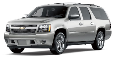 2009 Chevrolet Suburban 1500 LTZ, DP53903, Photo 1