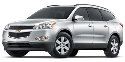 2009 Chevrolet Traverse LT w/1LT, 27243A, Photo 1
