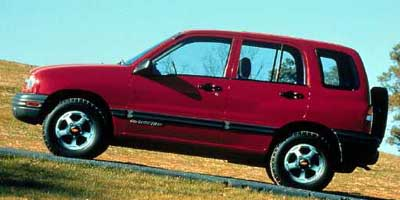 2000 Chevrolet Tracker 4dr Hardtop 4WD, 19893A, Photo 1