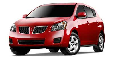 2009 Pontiac Vibe w/1SA, N18105B, Photo 1