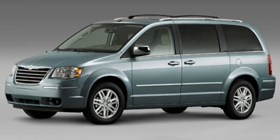 2009 Chrysler Town & Country Touring, 181050A, Photo 1