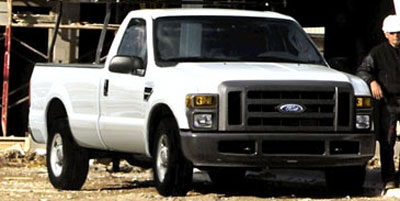 2009 Ford Super Duty F-250 SRW , 25834B, Photo 1