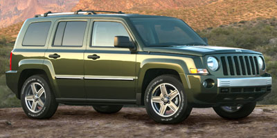 2009 Jeep Patriot Limited, 181529A, Photo 1
