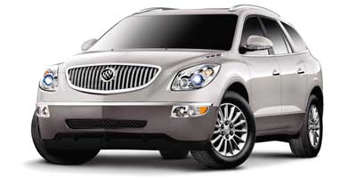 2010 Buick Enclave CXL w/1XL, 181159A, Photo 1