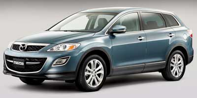 2011 Mazda CX-9 Grand Touring, P2023, Photo 1