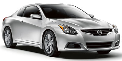 2011 Nissan Altima 2-door Cpe I4 CVT 2.5 S, , Photo 1