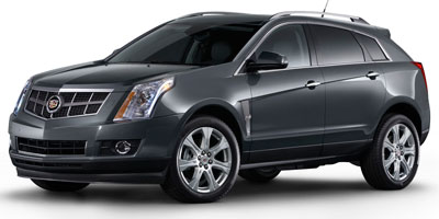 2010 Cadillac SRX Performance Collection, P2570, Photo 1