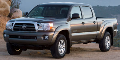 2010 Toyota Tacoma 4WD Double LB V6 AT (Natl), 29845, Photo 1