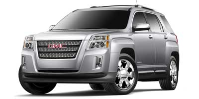 2011 GMC Terrain SLT-2, 18596, Photo 1