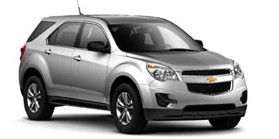 2012 Chevrolet Equinox LS, P2121, Photo 1