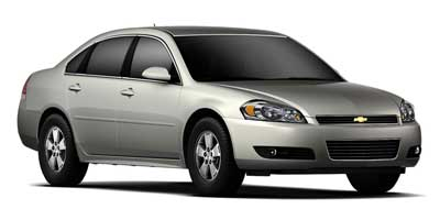2010 Chevrolet Impala LT, 19414A, Photo 1