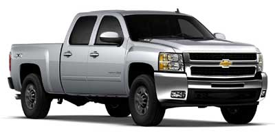 2011 Chevrolet Silverado 2500HD LTZ, C0296B, Photo 1
