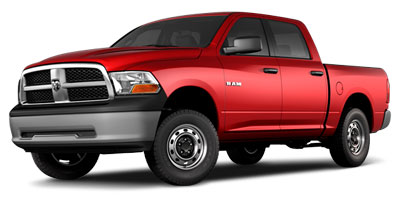 2011 Ram 1500 SLT, P1933, Photo 1