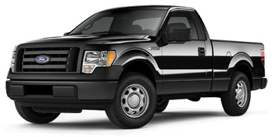 2010 Ford F-150 , 31429A, Photo 1