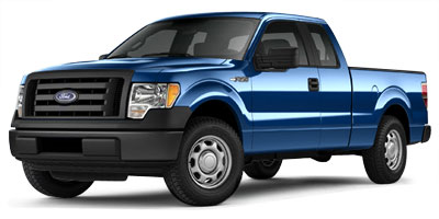 2010 Ford F-150 XLT, 8636, Photo 1