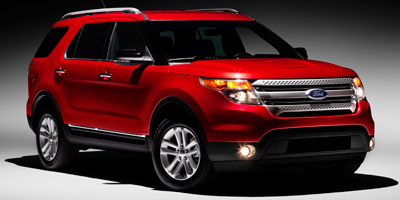 2012 Ford Explorer XLT, 28514B, Photo 1