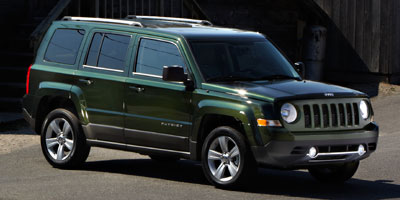 2012 Jeep Patriot Limited, 28362A, Photo 1