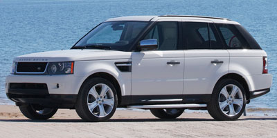 2011 Land Rover Range Rover Sport SC, W508, Photo 1