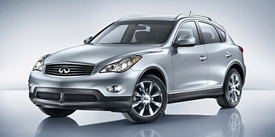 2012 INFINITI EX35 Journey, 29806, Photo 1