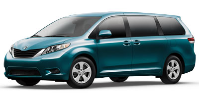 2013 Toyota Sienna LE AAS, 181777A, Photo 1