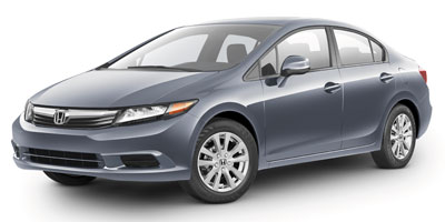 2012 Honda Civic Sdn EX-L, 181761, Photo 1