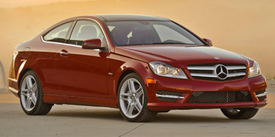 2013 Mercedes-Benz C-Class 2-door Cpe C 250 RWD, 2417EGA, Photo 1