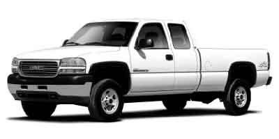 2002 GMC Sierra 2500HD SLE, 31654A, Photo 1