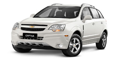 2013 Chevrolet Captiva Sport Fleet LS, 2024A, Photo 1