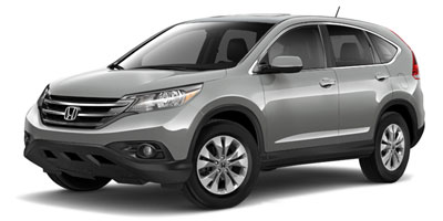 2012 Honda CR-V EX, 8792, Photo 1