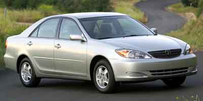 2002 Toyota Camry , 2458A, Photo 1