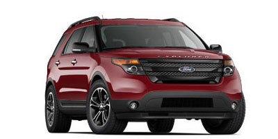 2013 Ford Explorer Sport, 29732, Photo 1