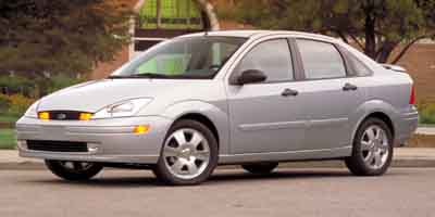 2004 Ford Focus ZTS, 29049A, Photo 1