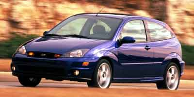 2002 Ford Focus SVT, 171528B, Photo 1