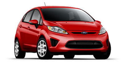2013 Ford Fiesta 5-door HB SE, 191064A, Photo 1
