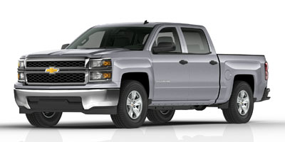 2014 Chevrolet Silverado 1500 Work Truck, 8724, Photo 1