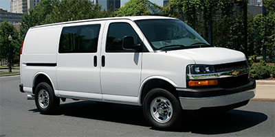 2019 Chevrolet Express Passenger LT, 20302, Photo 1