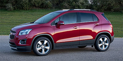 2016 Chevrolet Trax LT, 29830, Photo 1