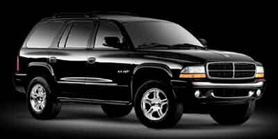 2002 Dodge Durango 4-door 4WD SLT, 12652, Photo 1