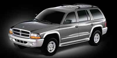 2002 Dodge Durango SLT Plus, 25254B, Photo 1