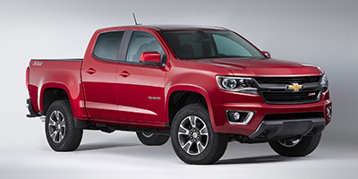 2016 Chevrolet Colorado 4WD Z71, W460, Photo 1
