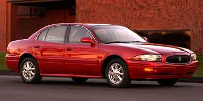 2003 Buick LeSabre Limited, 181401B, Photo 1