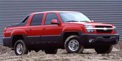 "2003 Chevrolet Avalanche 1500 5dr Crew Cab 130"" WB 4WD, 25890A, Photo 1"